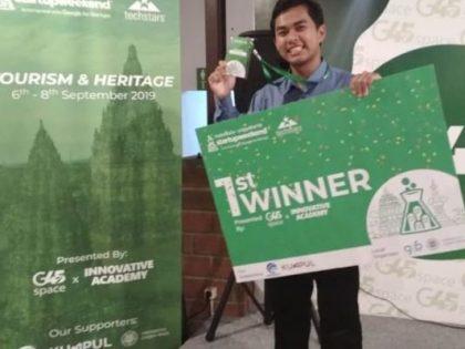 Juara 1 Lomba Startup Weekend Indonesia