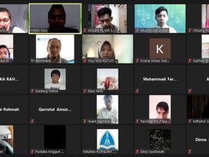 Prodi SI Halal Bi Halal Antara Dosen dan Mahasiswa Menyambut Perkuliahan Setelah Lebaran